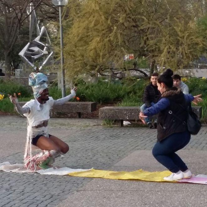 Snake in Stuttgart_fußnoten_flanerie 2016_1