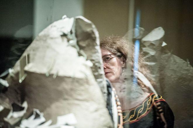 sprechendes schweigen_flanerie_Linden-Museum_2